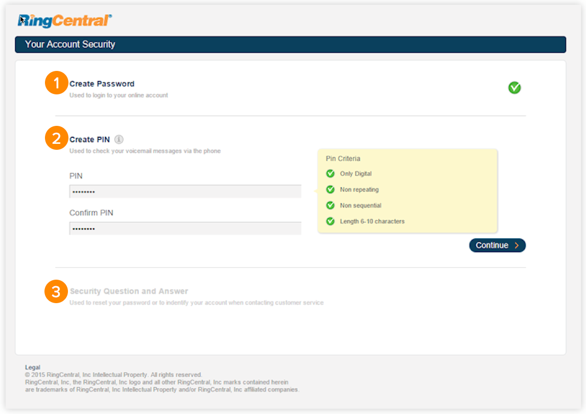 Activating Your RingCentral Extension | Learning Center